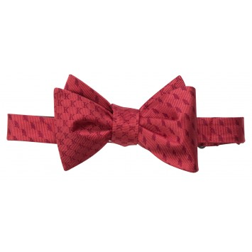 Croquet Bow Red